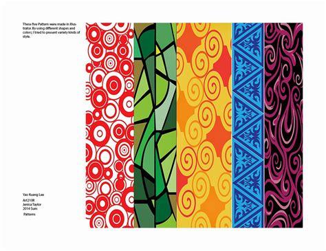 Pattern Visual Art | yao kuang lee byu hawaii visual arts patterns
