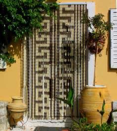 90 00 bamboo bead curtain shabby cottage garden chic door beaded door