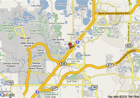 disney world orlando map with hotels royal plaza in walt disney world resort orlando deals