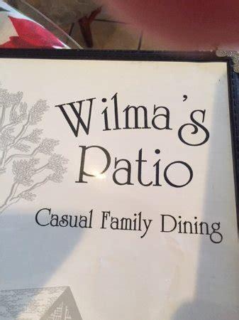 wilmas patio wilma s patio balboa island menu prices restaurant