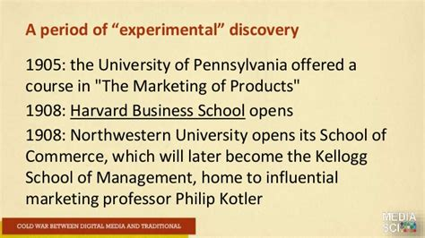 Harvard Mba Prospectus by The Cold War Between Digital And Traditional A