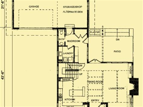 bungalow floor plans with attached garage house plans with 3 car garage house plans with basements