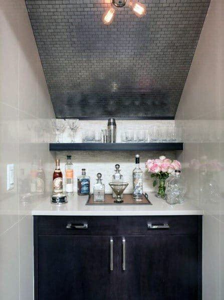 top   home mini bar ideas cool beverage storage spots