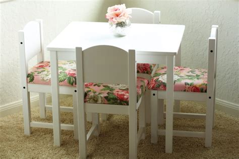 diy kids table and chairs diy fancied up kids table and chairs ikea hack fancy ashley