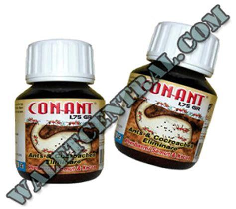 Conant 1 75 Gr Basmi Semut Dan Kecoa Paling Efektif Sai Ke Sarang sarana perlengkapan rumah walet pembasmi hama