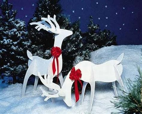 diy free wooden outdoor christmas decorations patterns