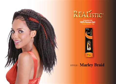 bijoux realistic afro kinky 26 bijoux realistic synthetic hair marley braid