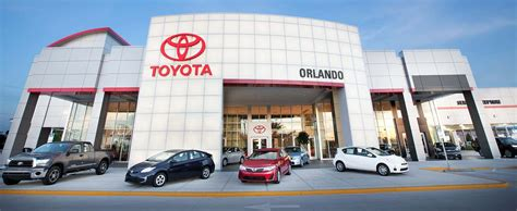 toyota car dealership toyota of orlando used cars toyota dealership