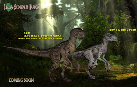 mod game jurassic park operation genesis mod island project promo 4 by t joe on deviantart