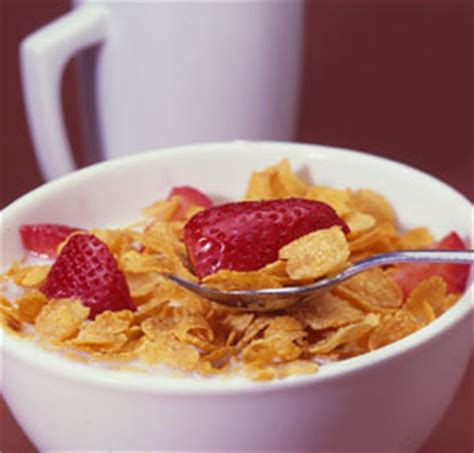 whole grain unsweetened cereal start your day right eat better to live better