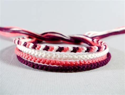 Friendship Bracelets Handmade - 25 unique handmade friendship bracelets ideas on