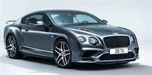 Bentley Continental Supersports Specs 2017 Bentley Continental Supersports Specs Price Release