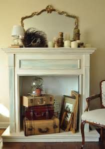 10 creative ways to decorate your non working fireplace freshome com