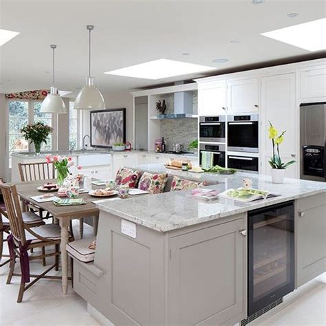 Kitchen Bench Units Best 25 Pale Grey Paint Ideas On Blue Gray