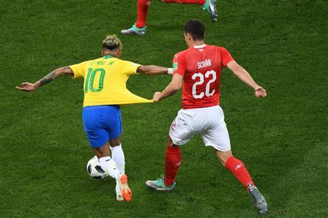 brasil vs suiza decepcionante neymar 233 l brasil es