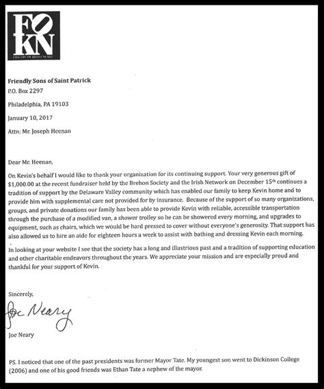 un appreciation letter general letters of appreciation the society of the