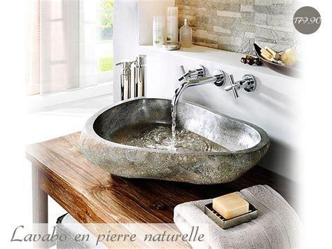 lavabo en pierre lavabo en pierre naturelle plomberie sanitaires