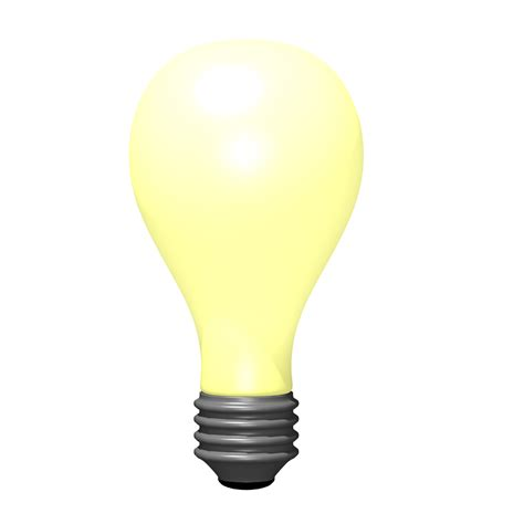 bulb light png image free picture download