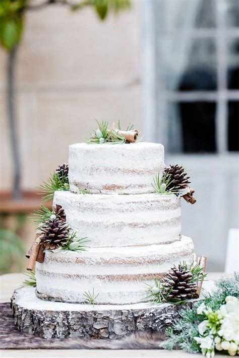 Winter Wedding Cakes by 400 Best Rustic Wedding Cakes Images On