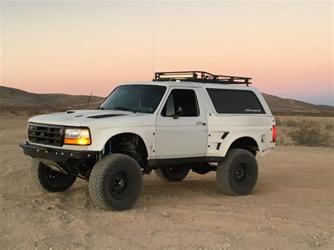 prerunner bronco suspension stage 5 bronco ultimate long travel front rear