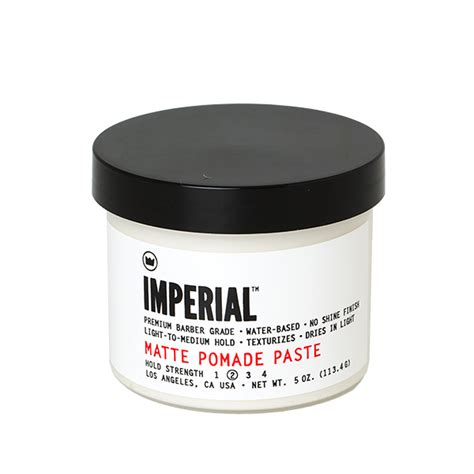 Pomade Imperial imperial matte pomade paste 118ml
