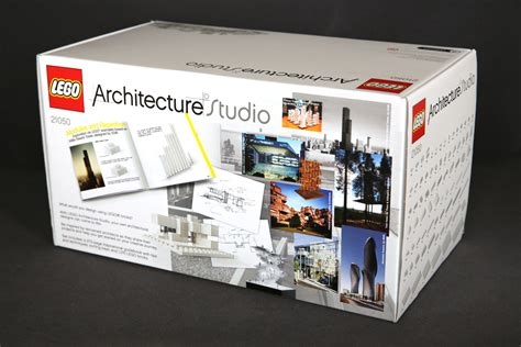 gift for architect the stud club new lego architecture studio set