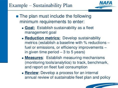 sustainable fleet program becoming a leader calstart