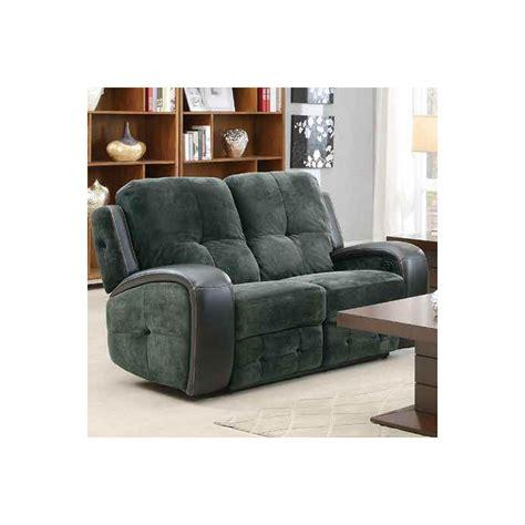 Ashley Leather Reclining Sofa by Homelegance Flatbush Double Reclining Loveseat Microfiber
