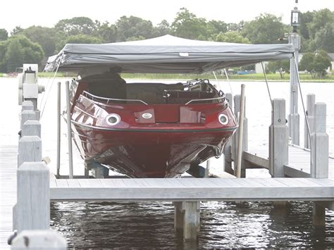 layout boat cover design the touchless boat cover