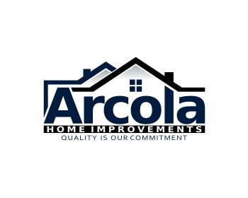 arcola home improvements incorporated logo design contest