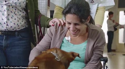 foundation for 58 year old woman the man and the dog organ donation video goes viral