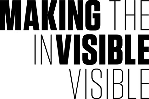 Visible And Invisible call for ideas nfb pqds