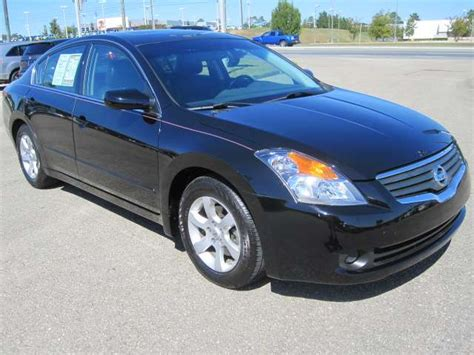black nissan 2008 great car used 2008 black nissan altima 2 5 for sale in