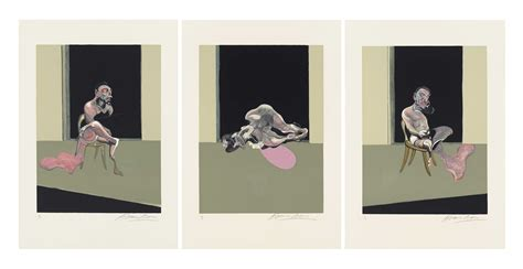Good Sheets by Triptych August 1972 Christie S Francis Bacon The