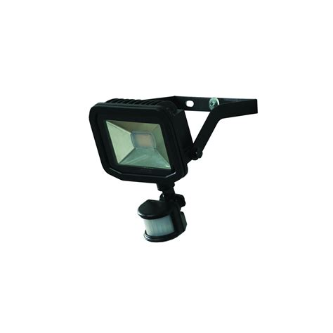pir security lights outdoor luceco 22w led floodlight with pir motion sensor security
