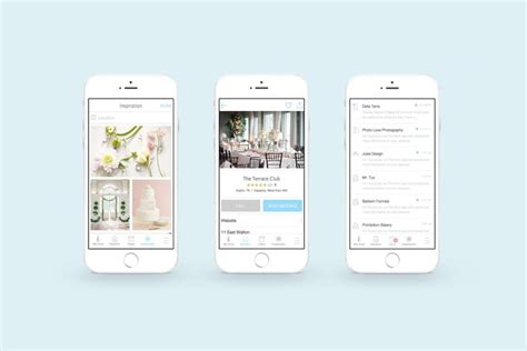 Wedding App by Best Wedding Apps To Make Your Planning A Cake Walk