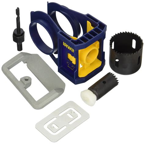 irwin tools door lock installation kit irwin wooden door lock installation kit 3111001 ebay