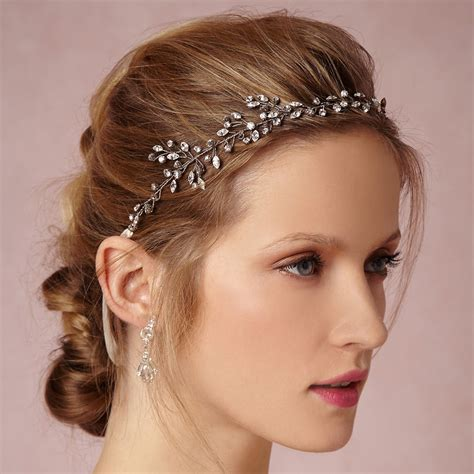 Wedding Hair Accessories Trade by Silver Rhinestone Tiaras Bridal Headband Hair Vine Jewelry