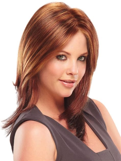 medium length hairstyles for thick hair layers 16 striking layered hairstyles for medium length hair circletrest