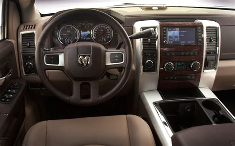 Dodge 2500 Interior by Trucks And Suvs News At Truck Trend Network