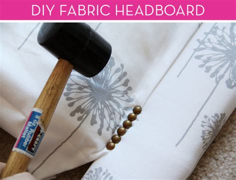 easy diy fabric headboard make it easy fabric headboard tutorial 187 curbly diy