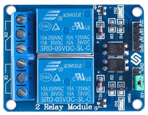 2 channel 5v relay module wiki