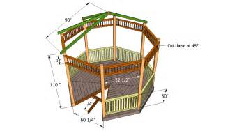 Galerry gazebo designs free plans