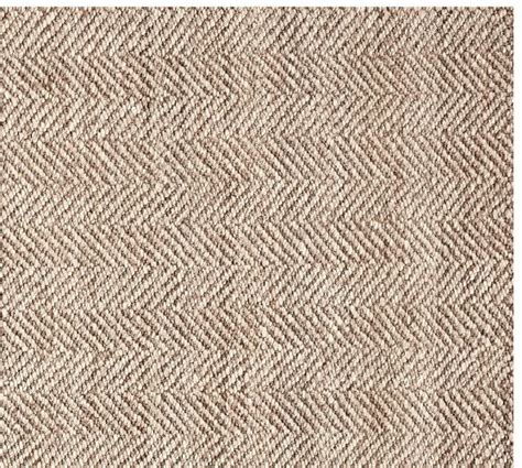 Pottery Barn Wool Rugs Chevron Wool Jute Rug Mocha Pottery Barn