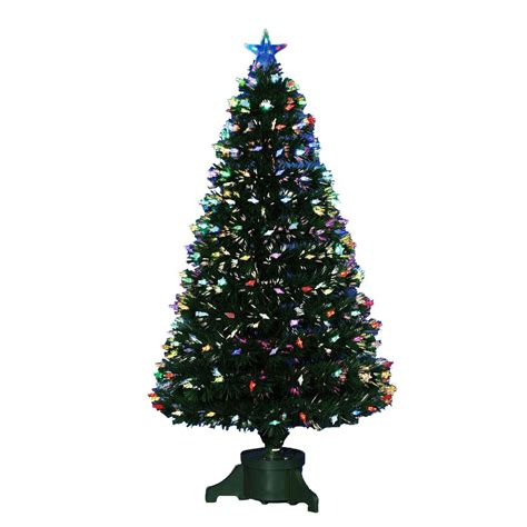 small fibre optic christmas tree shop perth multicolour 5ft fibre optic tree