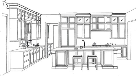 kitchen floor plans with island and walk in pantry how big is your new kitchen a poll