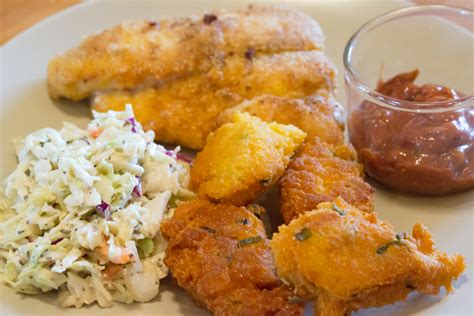fried hush puppies national catfish month delicious all the way by seasonal foodie1 ifood tv