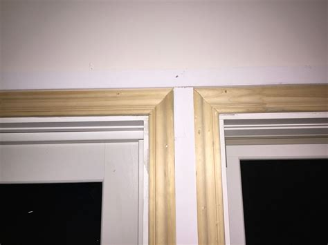 Window Plinth Should I Use This Plinth Block In My Trim Windows Paint