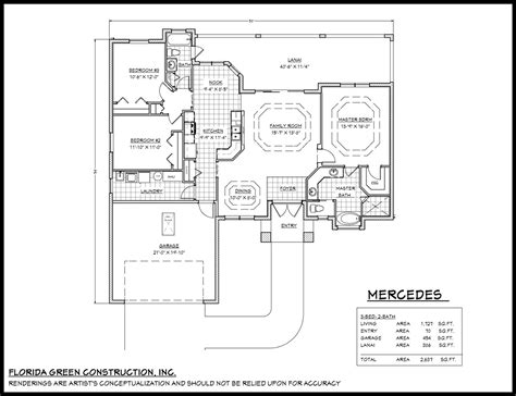 mercedes house floor plans mercedes