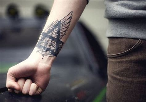 guy getting triangle tattoo on forearm ideas tattoo 85 purposeful forearm tattoo ideas and designs to fell in